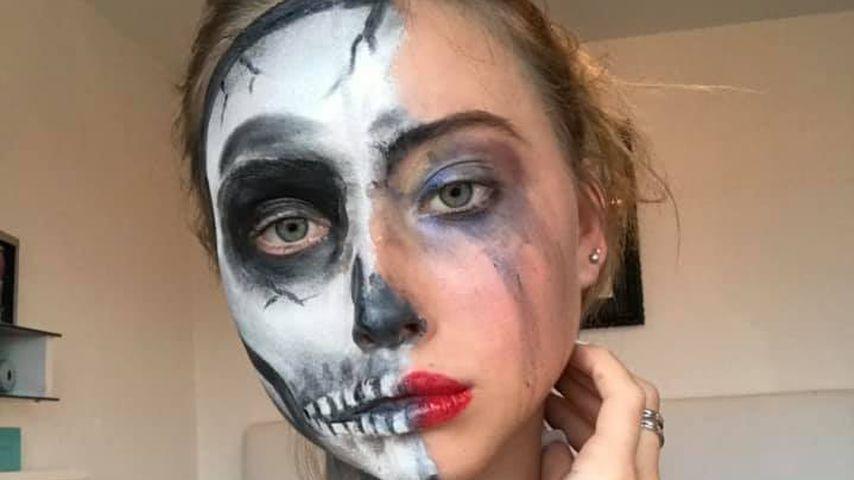 Neues Standbein? Shania Geiss zeigt ihre Make-up-Künste
