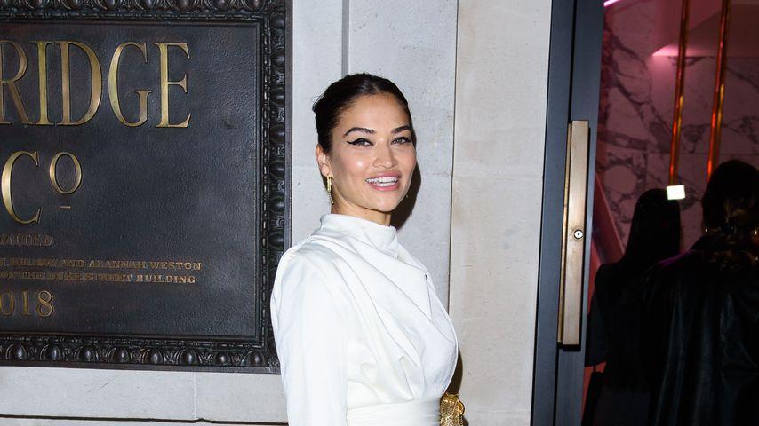 Shanina Shaik in London im April 2019