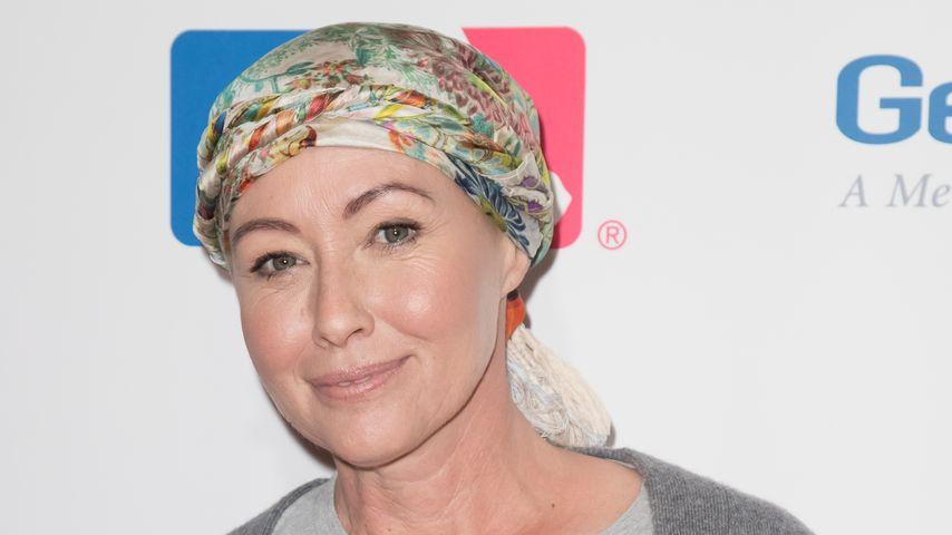 Shannen Doherty im September 2016 bei einer Benefizveranstaltung in Los Angeles