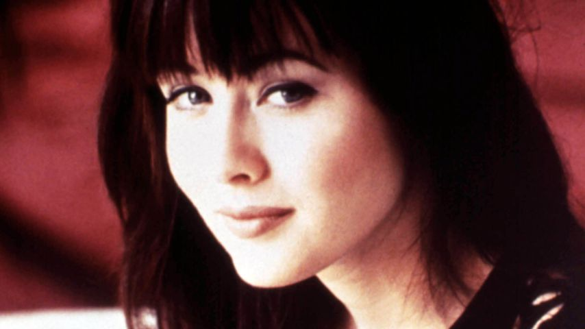 """Shannen Doherty in ihrer Rolle der Brenda von """"Beverly Hills, 90210"""""""