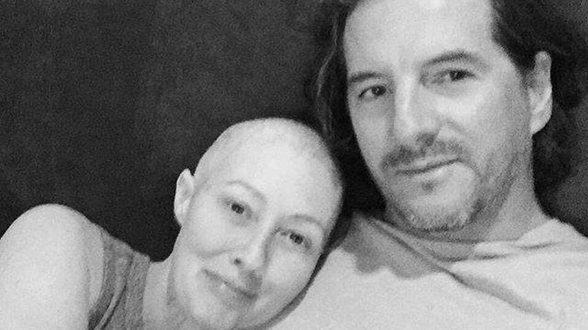 Krebskranke Shannen Doherty: Liebes-Post für ihren Ehemann