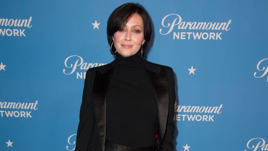 Shannen Doherty bei dem Paramount Network Launch im Januar 2018