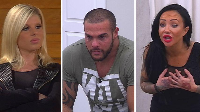 "Er lässt Dampf ab: ""Big Brother""-Manuel disst Sharon & Lusy"