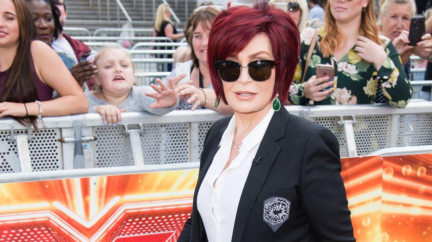 Sharon Osbourne in London 2017