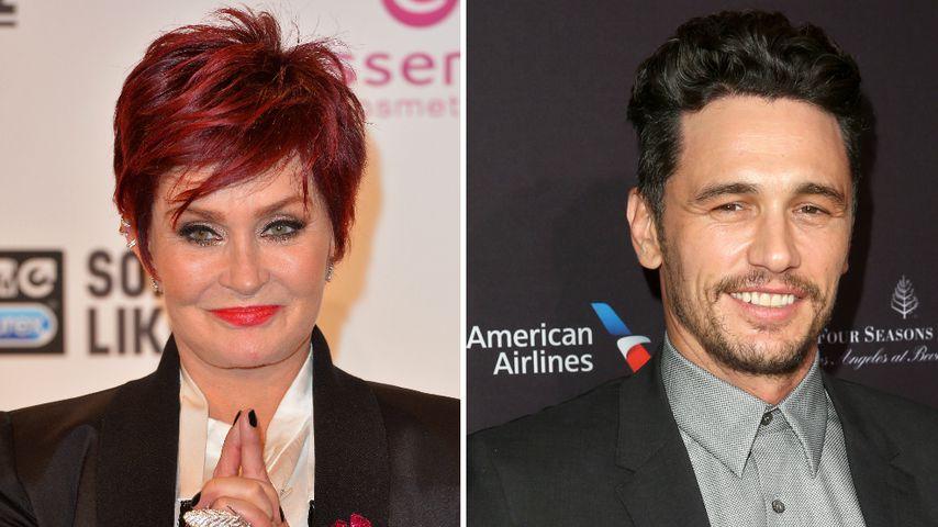 Sex-Vorwürfe: Sharon Osbourne nimmt James Franco in Schutz!