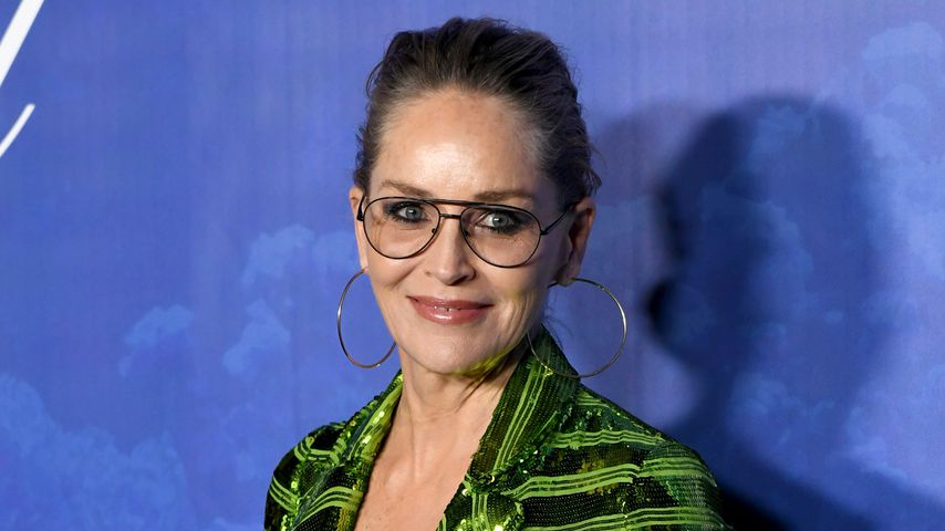 Sharon Stone bei der Hollywood For The Global Ocean Gala, 2020