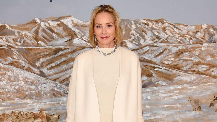 Sharon Stone, Oktober 2019