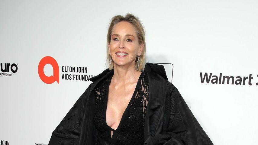 Sharon Stone hat es satt, sich weiter mit Männern zu treffen