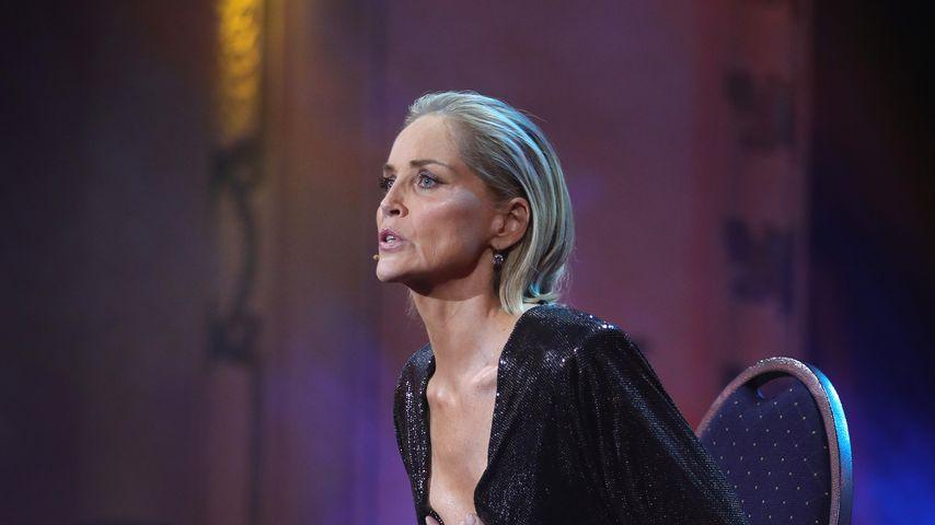 Sharon Stone im November 2019