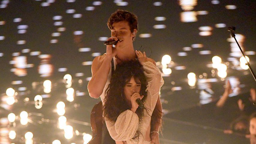 Shawn Mendes und Camila Cabello bei den MTV Video Music Awards 2019