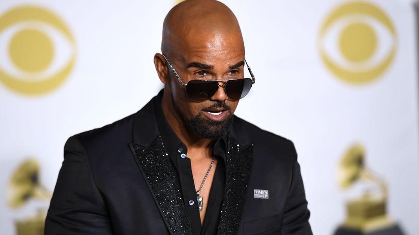 Shemar Moore bei den Grammy Awards 2018