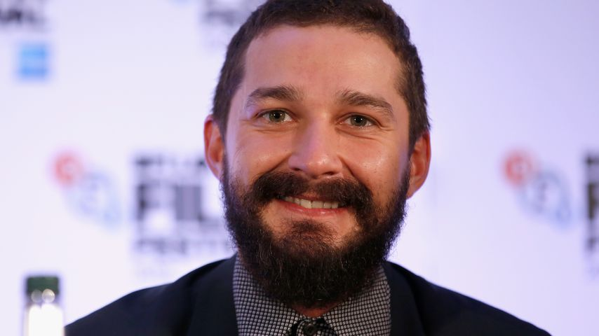 "Shia LaBeouf, ""Transformers""-Star"