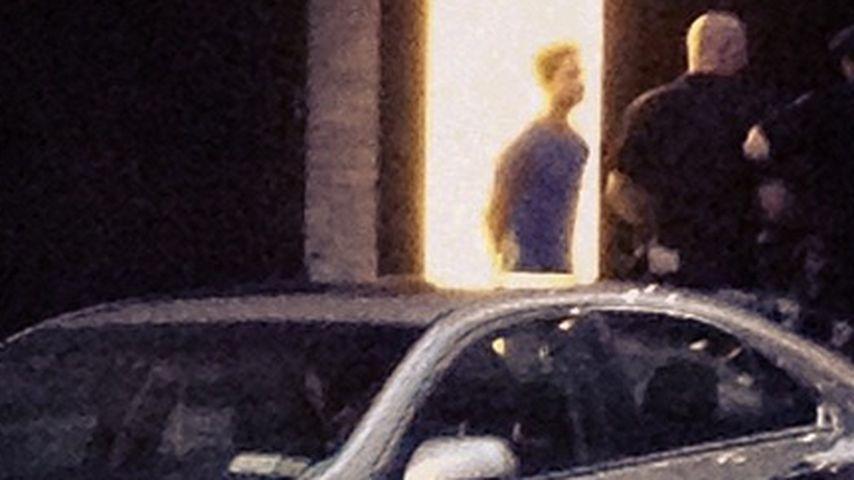 Verhaftet! Hier wird Shia LaBeouf abgeführt
