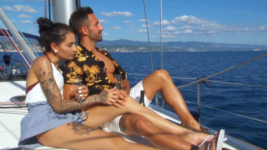 "Shirin Mauch und Fabio De Pasquale bei ""Temptation Island"""