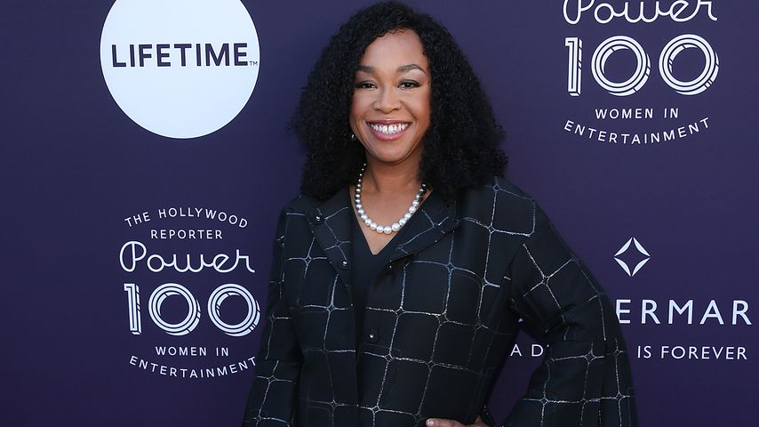 Shonda Rhimes in Hollywood