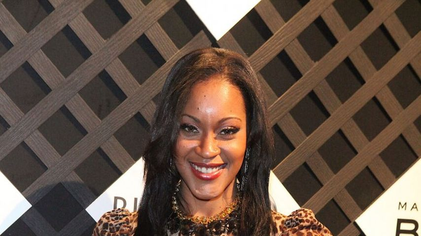 Shontelle gefällt Vergleich mit Rihanna