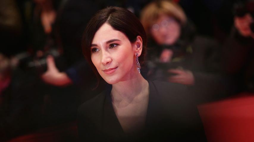 Schauspielerin Sibel Kekilli bei der Berlinale 2016