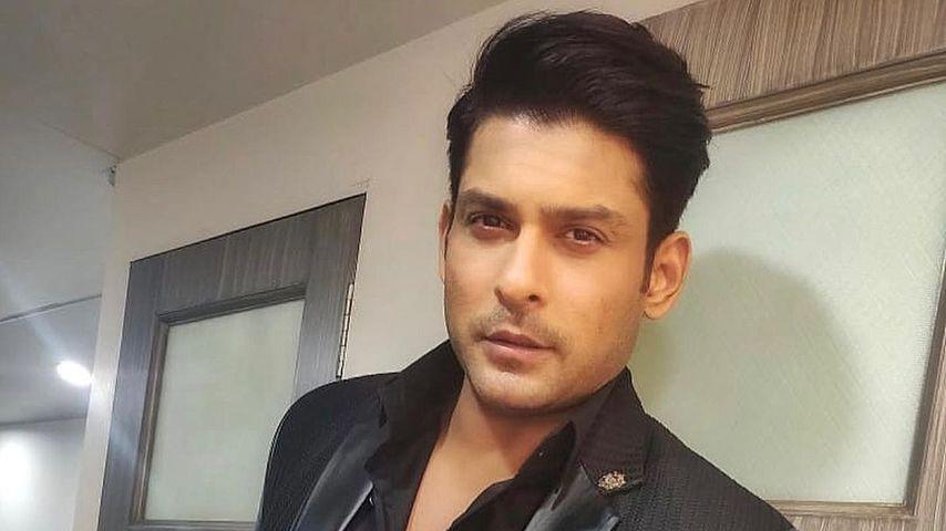 Sidharth Shukla, indischer Schauspieler