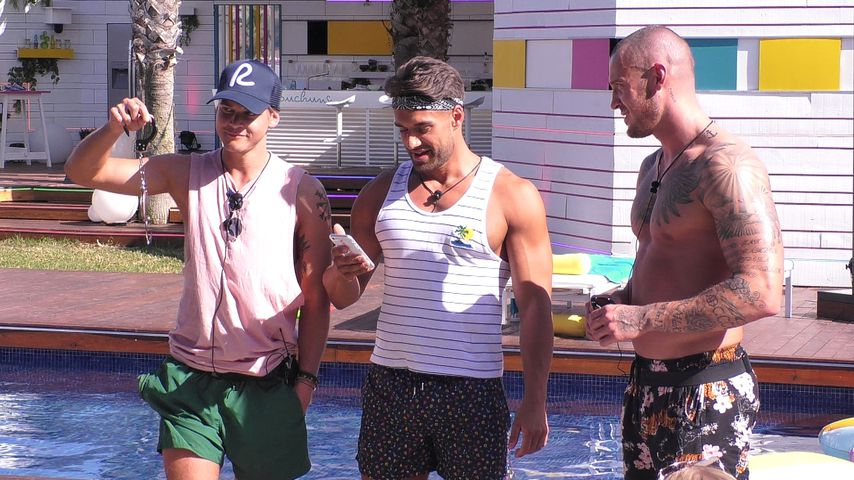 Sidney, Aleks und Roman