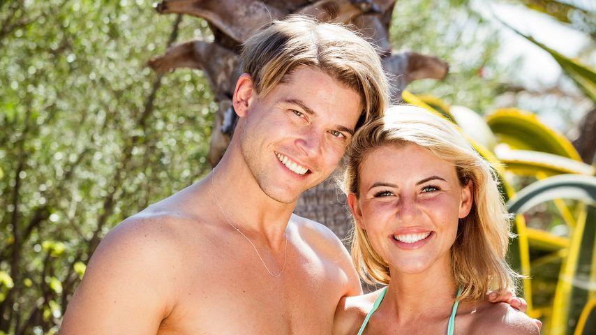 """Sidney und Vivien, """"Love Island""""-Couple nach Tag 17"""
