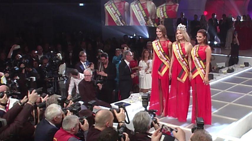 Süßer Heiratsantrag: So turbulent war die Miss-Germany-Wahl
