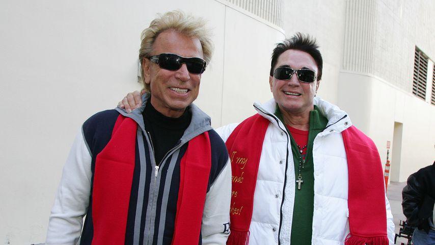 Siegfried Fischbacher und Roy Horn, 2007