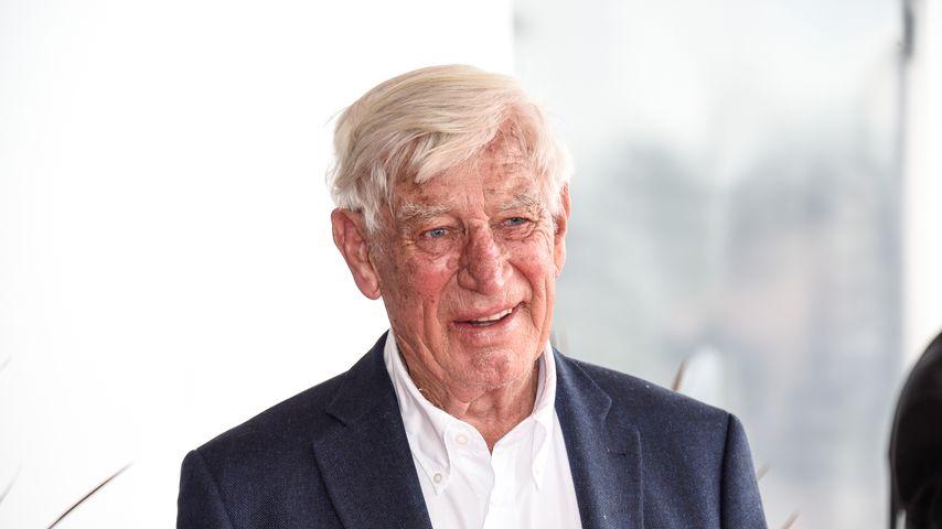Siegfried Rauch bei der Verleihung der Goldenen Sonne 2017