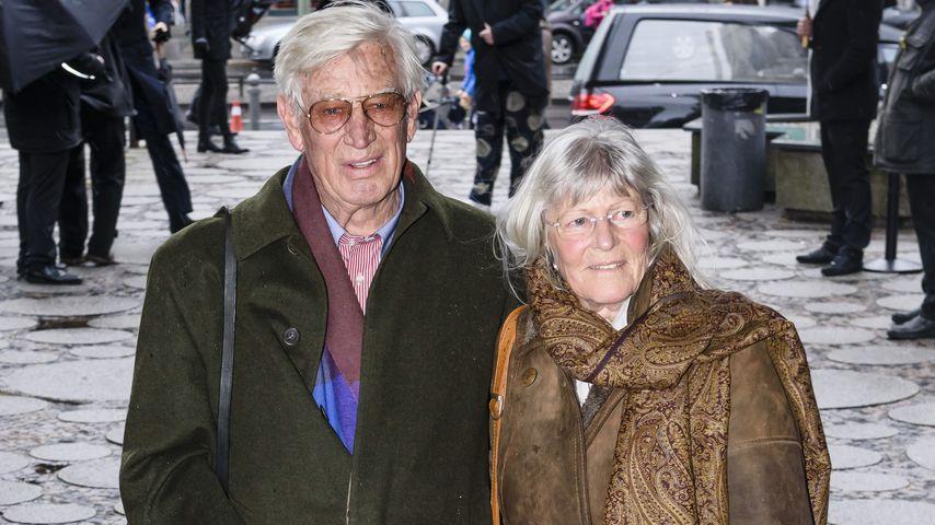 Siegfried und Karin Rauch im Februar 2016
