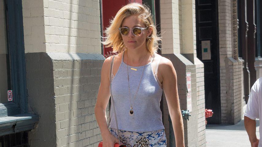 Nach Liebes-Aus: Sienna Miller spricht über ihre Trennung