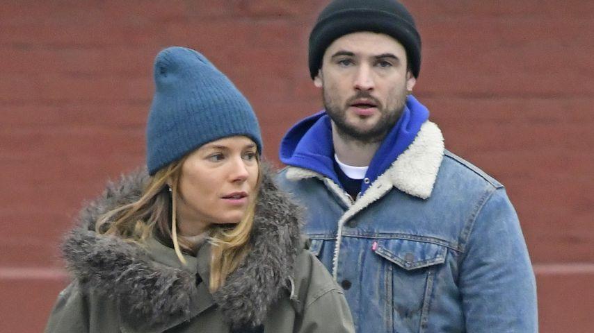 Sienna Miller und Ex-Freund Tom Sturridge in New York