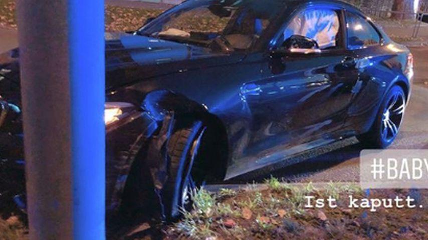 Silvain Wirkus' kaputter Wagen