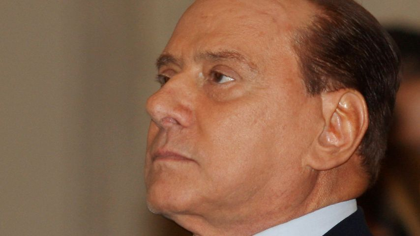 Herzprobleme: Skandal-Politiker Silvio Berlusconi in Klinik