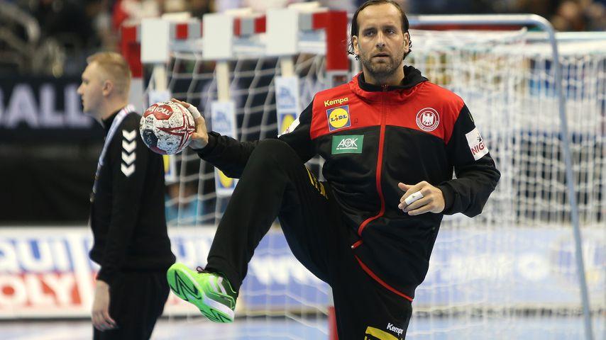 Silvio Heinevetter bei der Handball-WM 2019