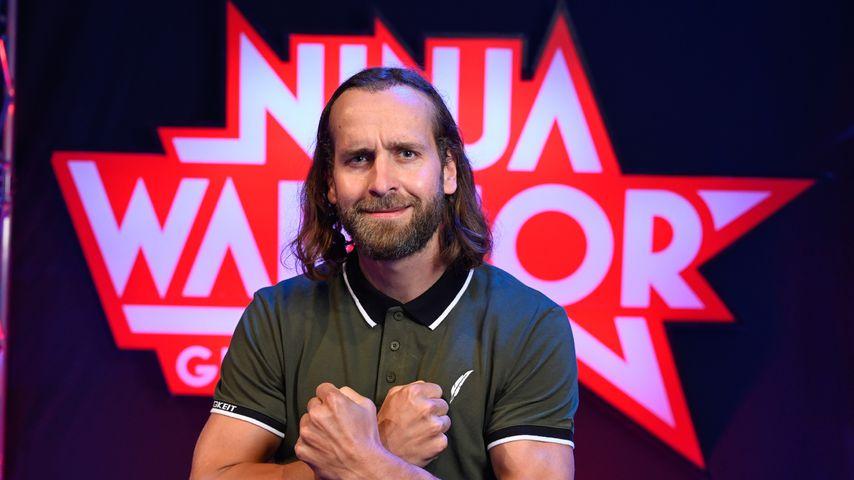 "Silvio Heinevetter beim ""Ninja Warrior Germany - Promi Special"""