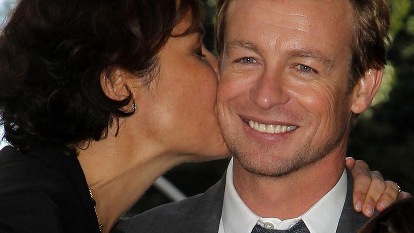 Simon Baker: Das war sein romantischstes Date