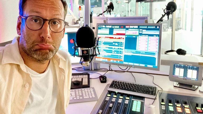 Simon Beeck, Radio-Moderator