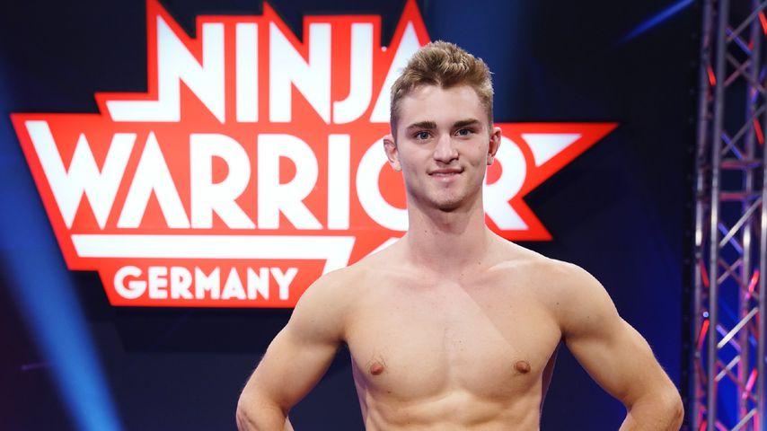 """Simon Brunner bei """"Ninja Warrior Germany"""""""