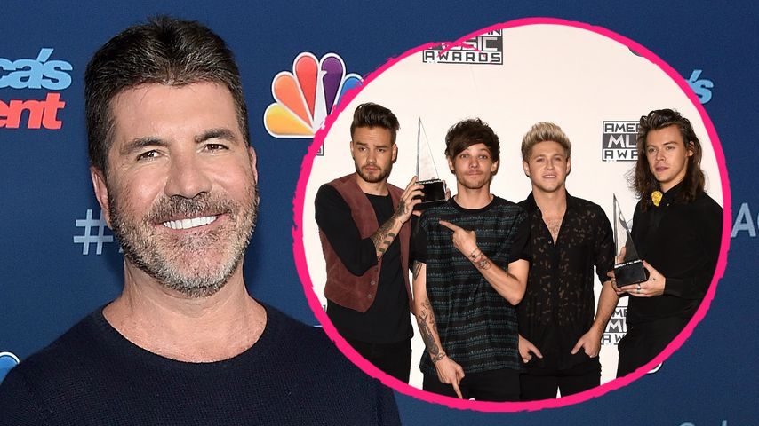 """One Direction: """"X Factor""""-Simon Cowell glaubt an Comeback"""