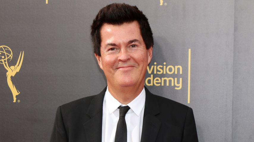 Simon Fuller in Los Angeles 2016