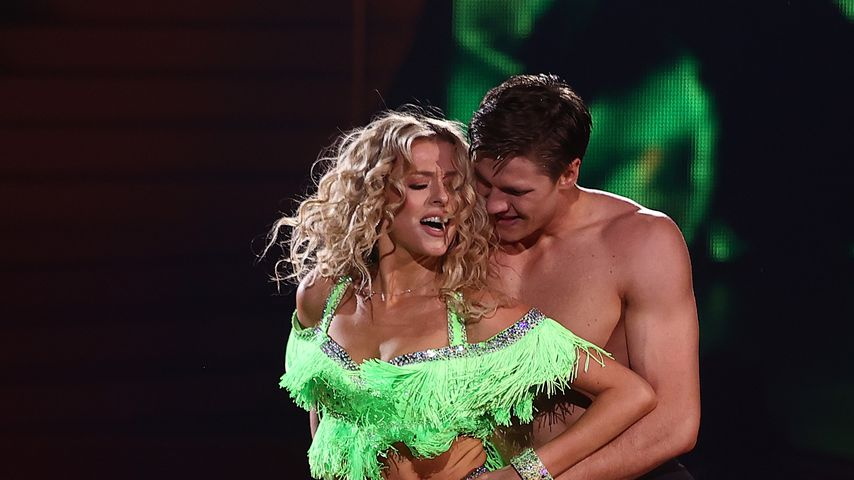 "Simon Zachenhuber and Patricija Belousova bei ""Let's Dance"""