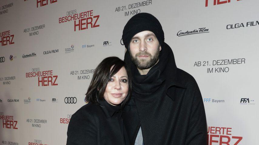 """Simone Thomalla und Silvio Heinevetter bei der Premiere von """"Dieses bescheuerte Herz"""""""