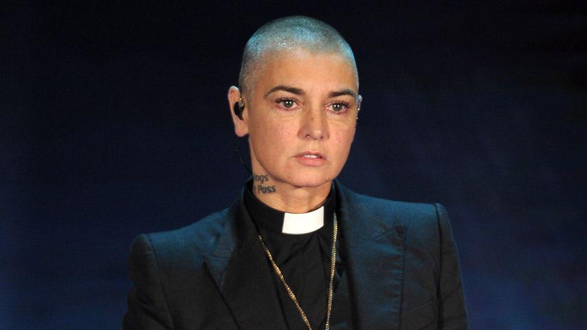 Sinéad O'Connor in Angst: Ihr 14-jähriger Sohn wird vermisst
