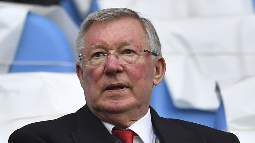 Sir Alex Ferguson: Trainer-Legende mit Hirnblutung in Klinik