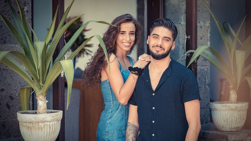 """Siria und Davide, Paar bei """"Temptation Island"""" 2020"""