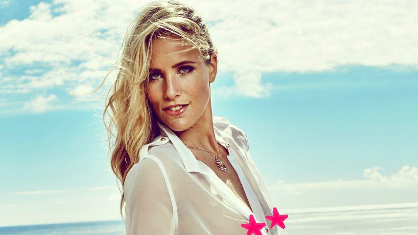 Playmate des Jahres: Ex-Bachelor Sissi Fahrenschon tritt an