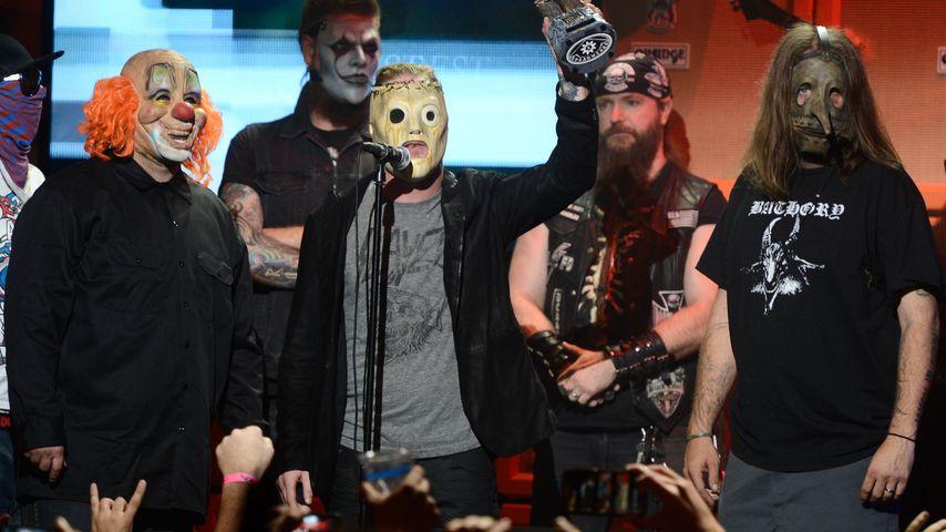 Slipknot-Aus: Die Masken-Metaller machen Pause!