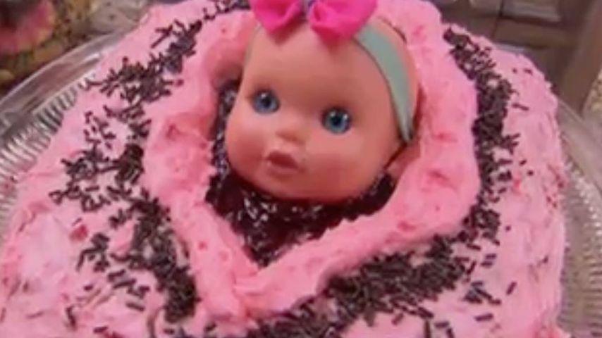 Wie (Ge)schlecht! Snookis bizarre Baby-Torte