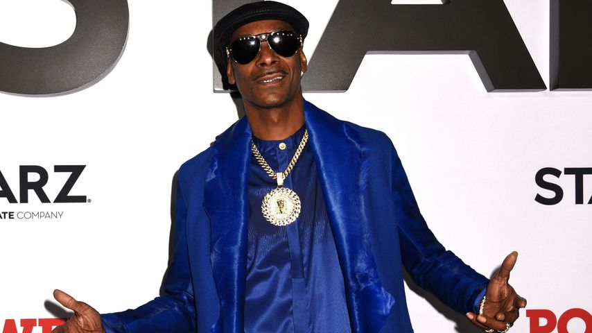 Snoop Dogg im August 2019