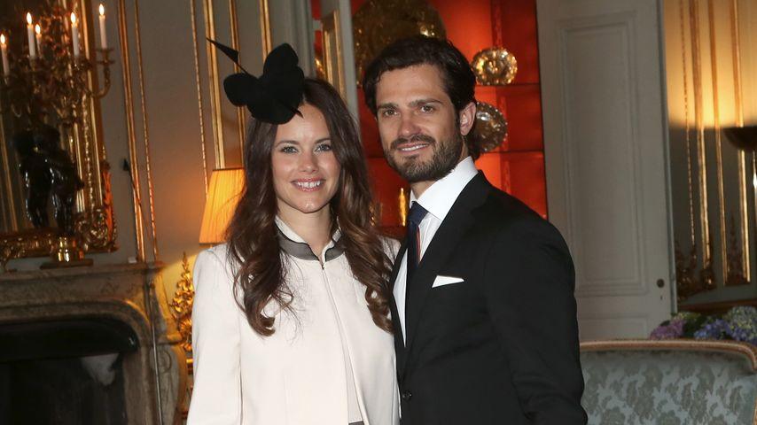 Prinz Carl Philip & Sofia: So wird ihr Polterabend