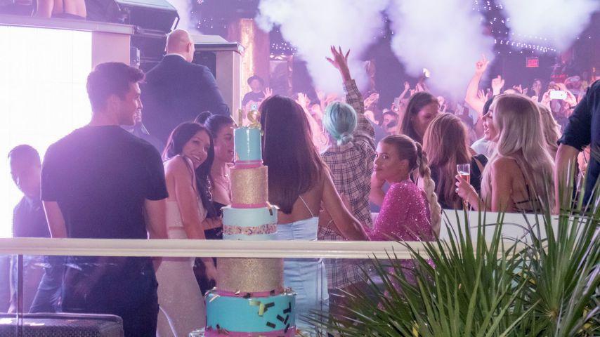 Sofia Richie auf ihrer Geburtstagsfeier
